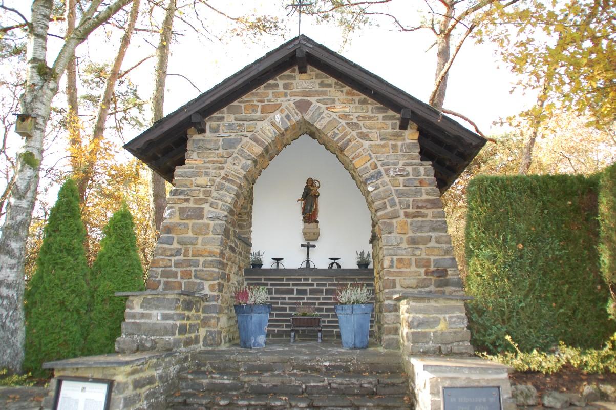 Kapell Chapelle Kapelle Chapel Herelerberg Harelerbierg